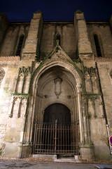 FR10 1094 Le Collégiale de Saint-Michel. Castelnaudary, Aude, Languedoc