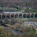 P1080307-1 Leeds train at Copley Viaduct