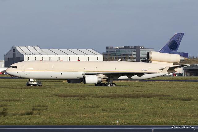 Ex Saudi Cargo MD-11F N775BC (Ex HZ-ANB)