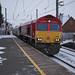 66082 at Stowmarket