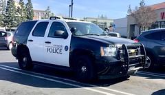 Anaheim PD Tahoe