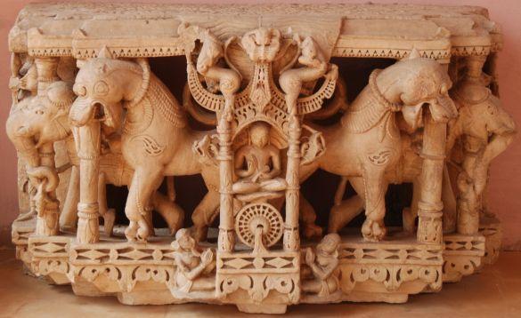 DSC_8470BhopalStateMuseumPedestal12th-13thCenturyADShivpuri