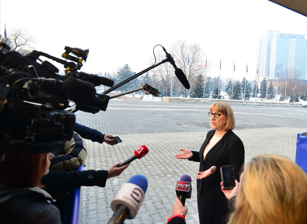 Informal Meeting of JHA Ministers (Justice): Arrivals