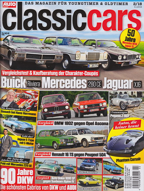 Auto Zeitung - Classic Cars 2/2018