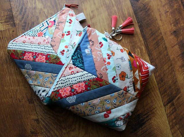 Herringbone Bags