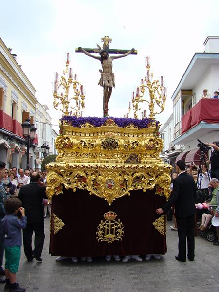 Real, Ilustre Hermandad y Cofradía del Santísimo Cristo de la Vera-Cruz y Nuestra Señora de la Consolación.