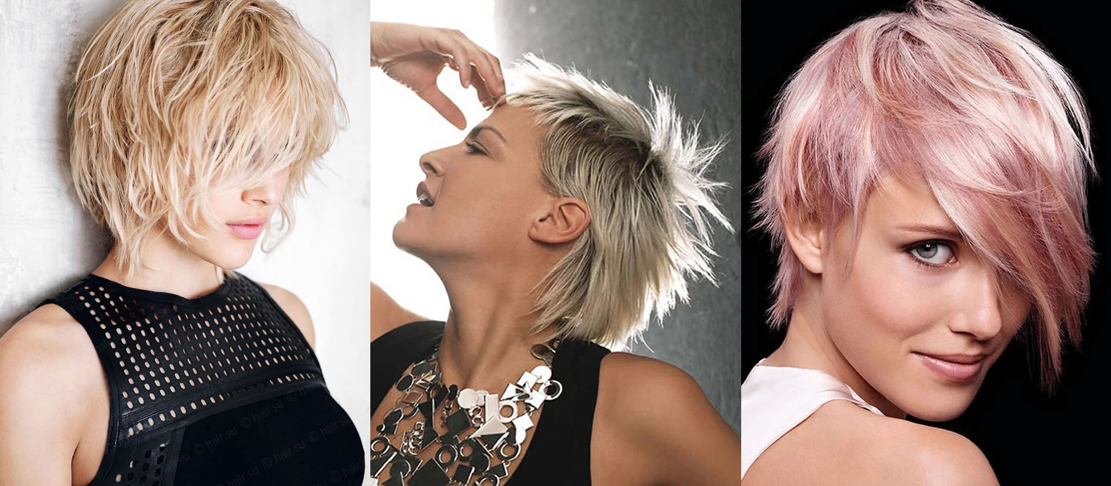 +75 Beautiful Short Haircuts for Women 2018-2019 13