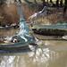 Basking Teleosauruses   Crystal Palace Park   Feb 2018-3