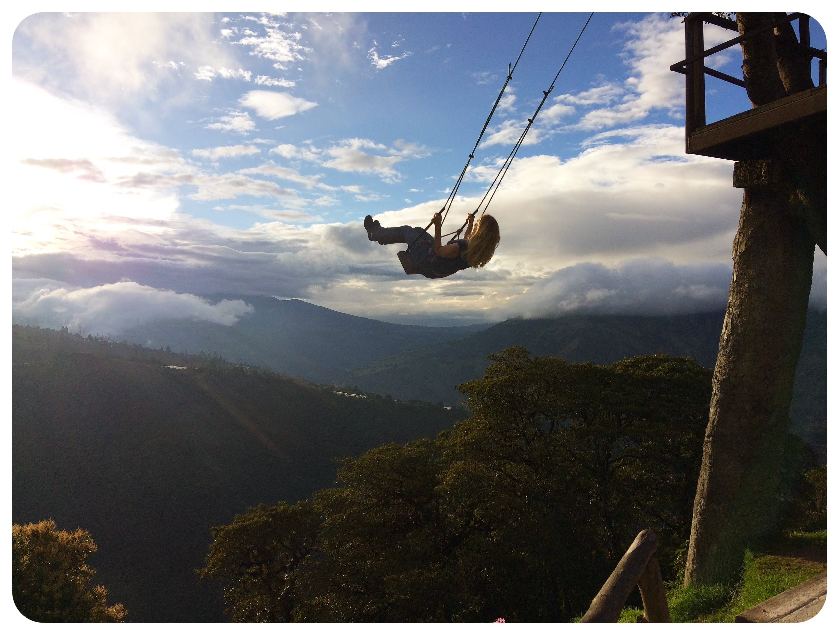 end of the world swing
