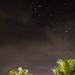Noite estrelada em Monte Santo de Minas-MG.