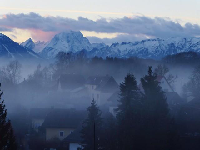 P1110220 Watzmann / Morgen / Morning