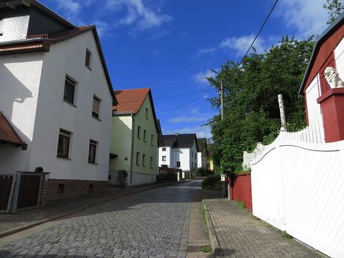20170607 09 002 Regia  Wünschensuhl Pilgerherberge Häuser