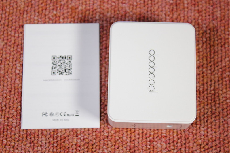 dodocool USB Type-C PD充電機 開封レビュー (5)