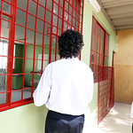 seg, 19/02/2018 - 07:43 - Visita técnica à Escola Municipal Professor Pedro Guerra, para Verificar a estrutura física e instalações do prédio, bem como as adequações para a educação infantil.Foto: Rafa Aguiar