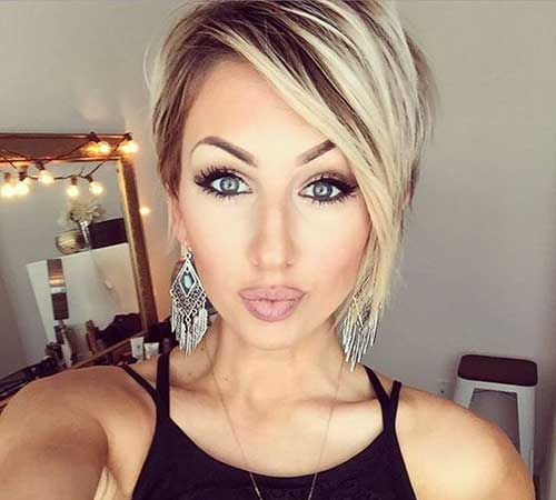 hair style for shaped 20 top layered haircuts for 2018 styles 4667