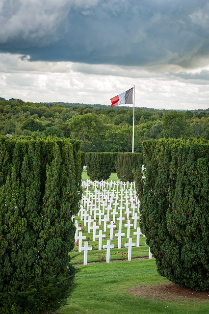 French Cemetery, Verdun, France