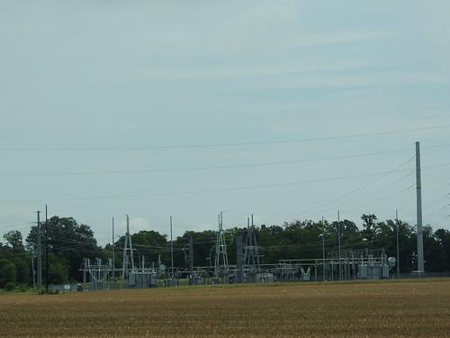 Dover Electric Dept. Cartanza Substation
