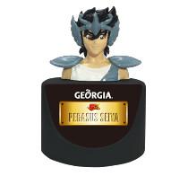 【只送不賣】JUMP50週年X Georgia 「漫畫角色胸像」咖啡罐販賣機抽贈活動!ジョージア 働く人を支える!胸像コレクション