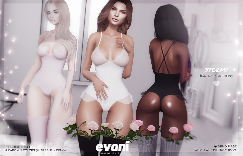 ❤ EVANI - Stormy @ Whore Couture Fair 8 - TeleportHub.com Live!
