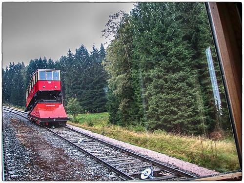 Thüringen - Oberweißbacher Bergbahn