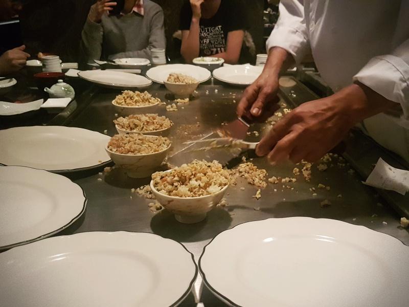 Yamato teppanyaki