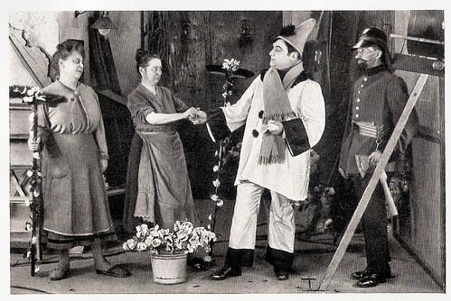 Leo Peukert in Lohengrin's Heirat (1922)