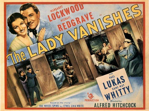 The Lady Vanishes - 1938 - Poster 1
