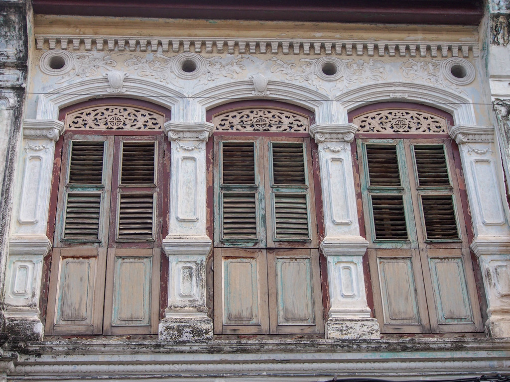 Unesco world heritage George Town