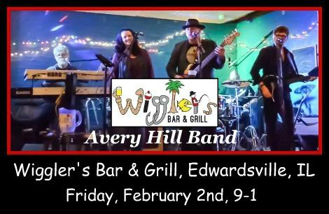 Avery Hill Band 2-2-18