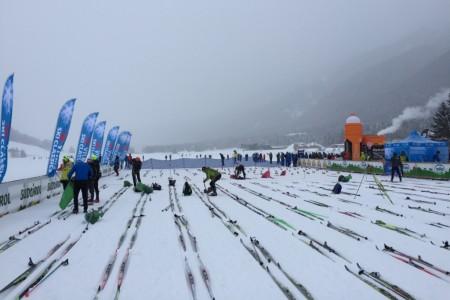 Nebojte se vyzkoušet něco nového - běh na lyžích je plný zážitků