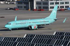 D-ASXO Boeing B737-8HG EDDM 17-05-17