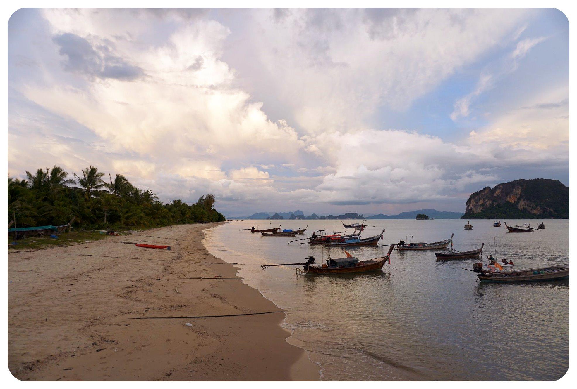 thailand koh yao yai beach