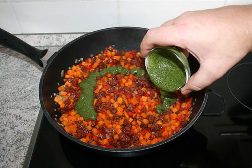 45 - Salsa Verde addieren / Add salsa verde