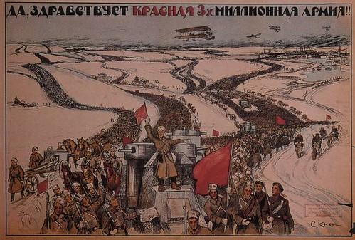 Russia guerra civile 1919