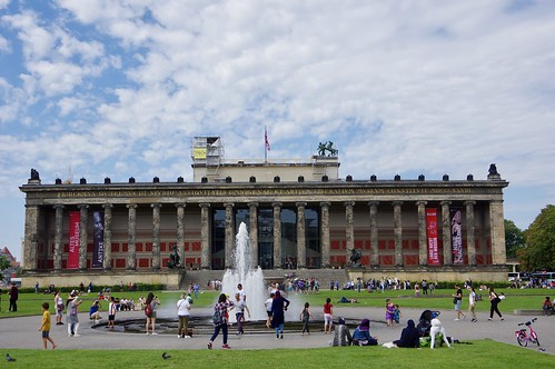Altes Museum and the Lustgarten