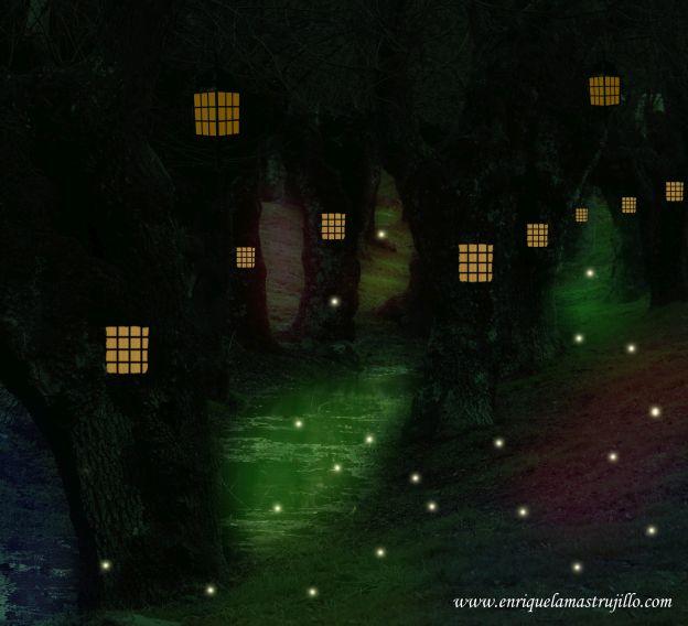 Bosque fantasía