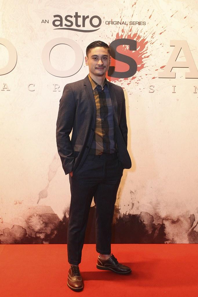 Reuben Elishama dari Indonesia sebagai Arian