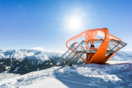 Gastein – perfektní den na lyžích