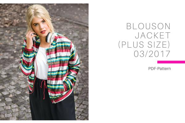 Blouson Jacket 03:2017