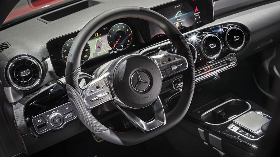 Mercedes A-Class W177 22