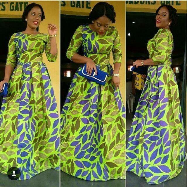 Mishono Ya Vitenge Styles Africa Pictures