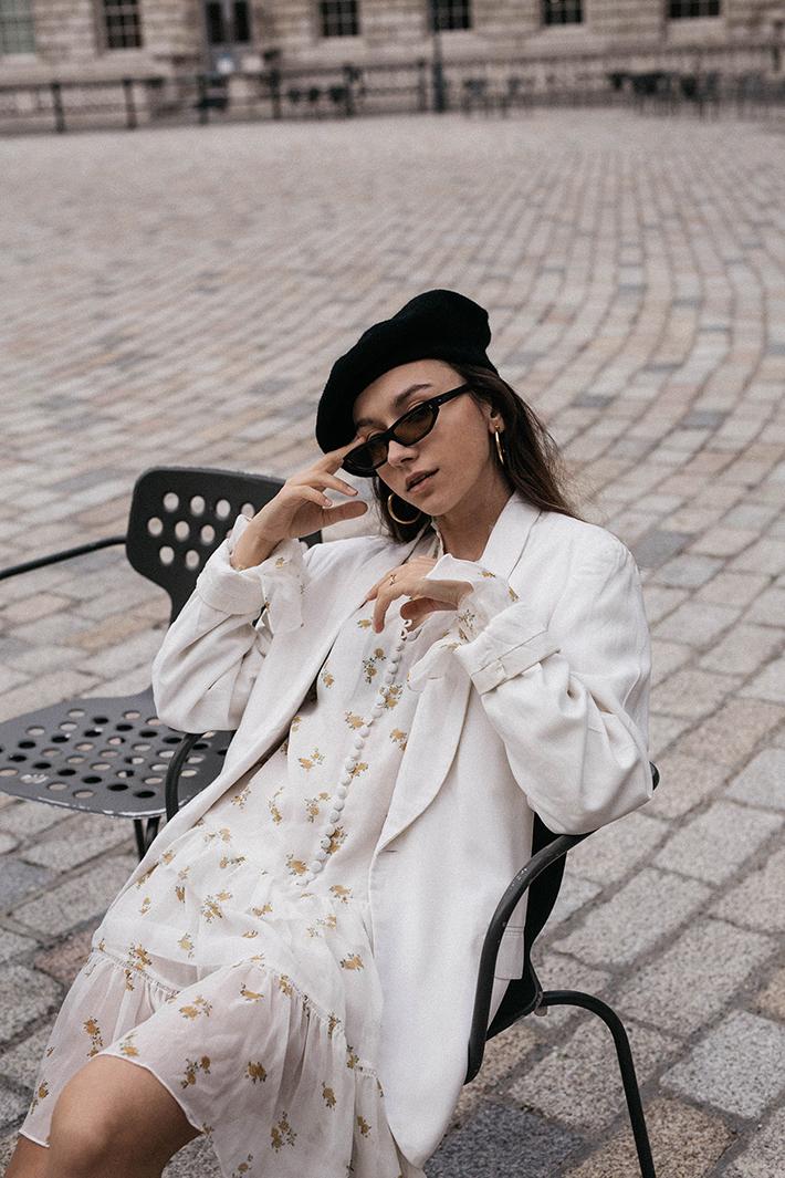 90's sunglasses trend street style fashion outft winter 2018 inspiracion9
