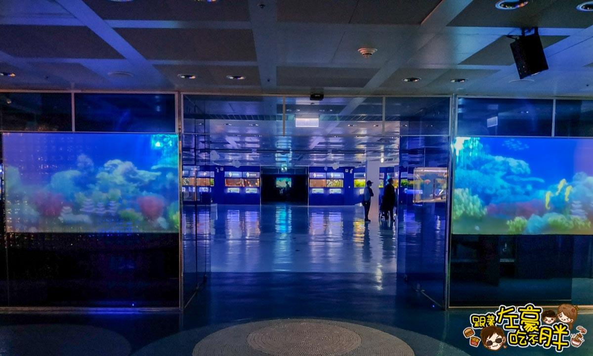 屏東生技園區國際級水族展示廳-9
