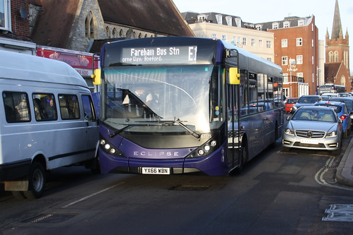 First Hampshire & Dorset 67175 YX66WBN