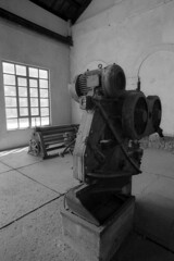 Machinery - Castelvecchio (Sardinia) - August 2015