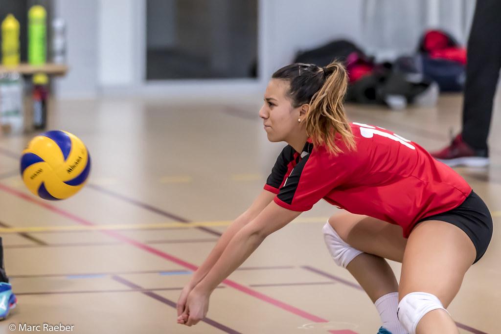 Damen NLB vs Volleya Obwalden