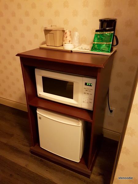 Comfort Inn & Suites Saint-Nicolas, Quebec appliances