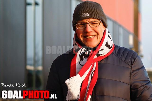 AZ - FC Twente (beker) 28-02-2018
