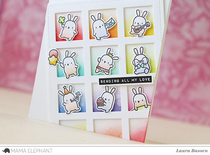 Mama Elephant-Bunny Agenda