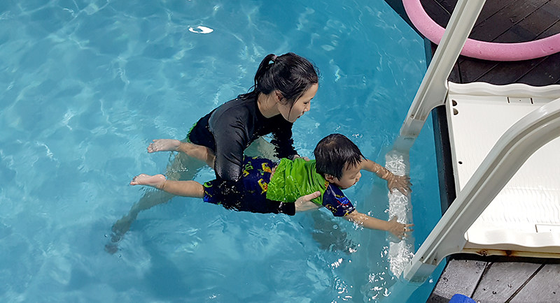 Swimming Lessons for Kids4